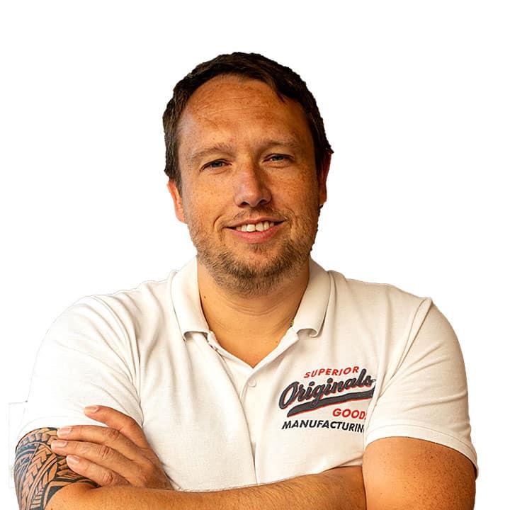 Mathias Gehlhaar - Geschäftsführer der GmbH