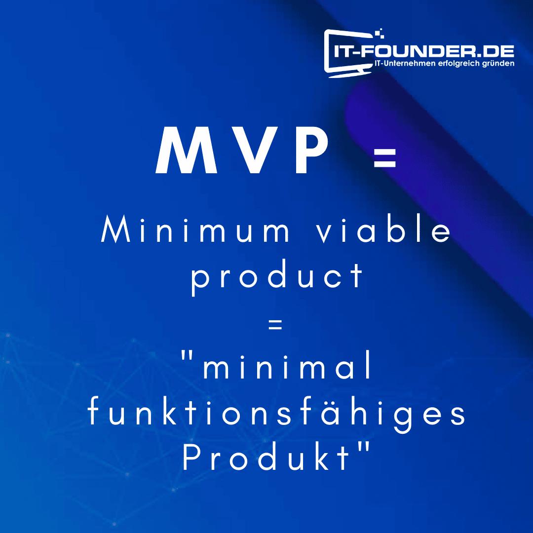 Startup Phase mit MVP